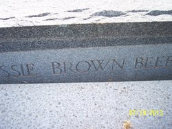 Bessie Day <i>Brown</i> Beebe