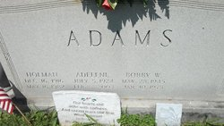 Adelene <i>Reynolds</i> Adams