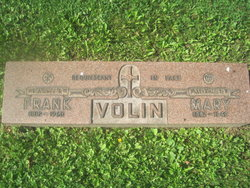 Francis Joseph Frank Volin