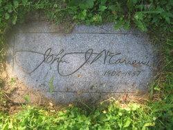 John Joseph McCarrens
