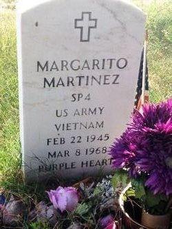 Spec Margarito Martinez