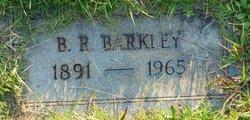 Burl Ray Barkley
