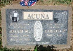 Adam M. Tusa Acuna