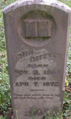 John Defever