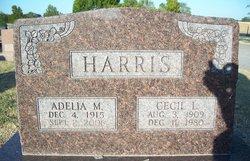 Adelia M. Harris