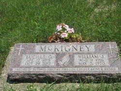Lucille Gertrude <i>Ormsby</i> McKigney