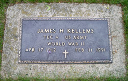 James H Herb Kellems