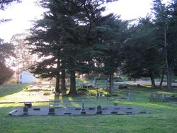 Saint Mary Magdalene Catholic Church Cemetery