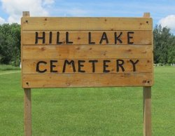 Hill Lake Cemetery