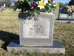 Iris Kathleen <i>Smith</i> Bennett