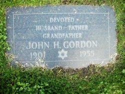 John H Gordon