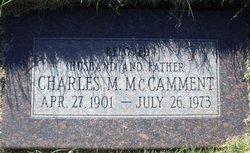 Charles Millard McCamment