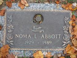 Noma L. Abbott