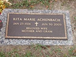 Rita Marie Achenbach