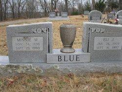 Minnie M Blue