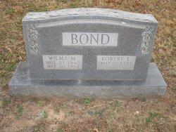 Wilma M Bond