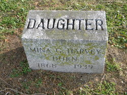 Mina G. Harvey <i>Kane</i> Dorn