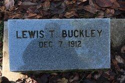 Lewis T. Buckley