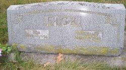 Ida <i>Becker</i> Fick