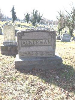 Edward T. Ackerman