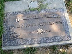 Leghaieh Aghazadeh