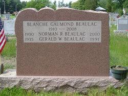 Blanche Helen <i>Gaumond</i> Beaulac