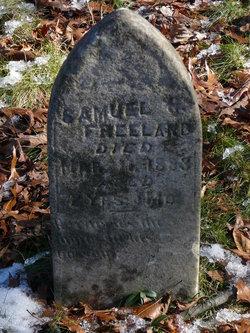 Samuel G Freeland