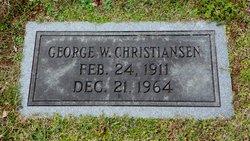 George W Christiansen