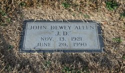 John Dewey J.D. Allen
