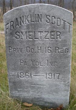Pvt Franklin Scott Smeltzer