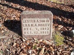 Lester A. Bailey