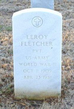 Leroy Fletcher
