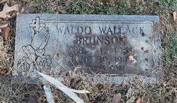 Waldo Wallace Brunson