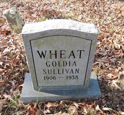 Golda M. <i>Sullivan</i> Wheat