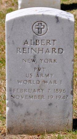 Albert Reinhard