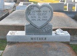 Emma Mae <i>Guist</i> Persac