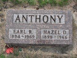 Hazel D. <i>Loen</i> Anthony