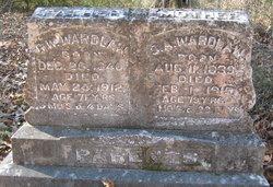 Rev George Washington Wardlaw