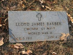Lloyd James Barber