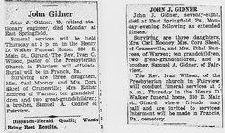 John J. Gidner