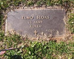 Elmo Sloas