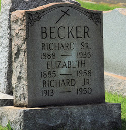 Elizabeth <i>Reimann</i> Becker