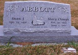 Mary <i>Clough</i> Abbott