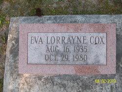 Eva Lorrayne Cox