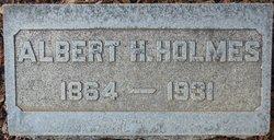 Albert Hooker Holmes
