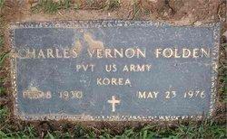 Charles Vernon Folden
