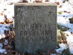 Jenetta <i>Sutton</i> Freeland