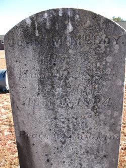 John M. McCoy