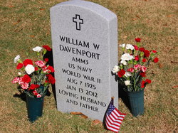William Whitney Whit Davenport