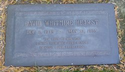 David Whitmire Hearst